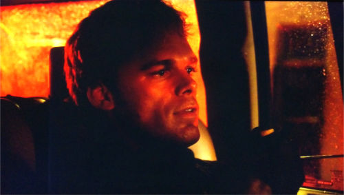"""Dexter Morgan in """"Dexter"""""""