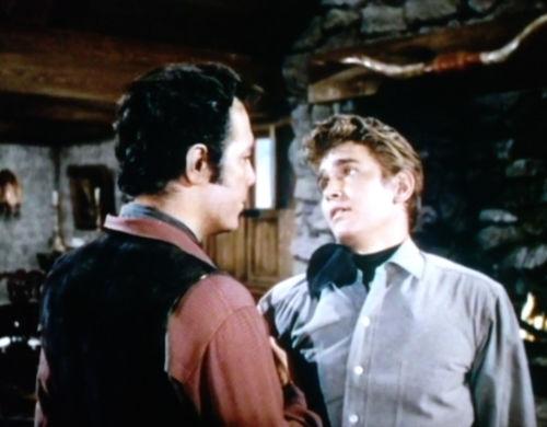 "Joseph ""Little Joe"" Cartwright in ""Bonanza"""
