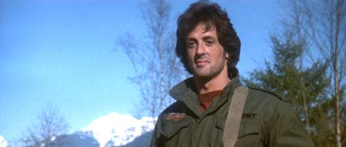 """John Rambo in """"Rambo"""""""