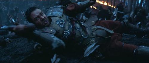"""Maximus in """"Gladiator"""""""