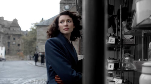 """Claire Randall in """"Outlander"""""""