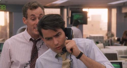 """Gordon Gekko in """"Wall Street"""""""