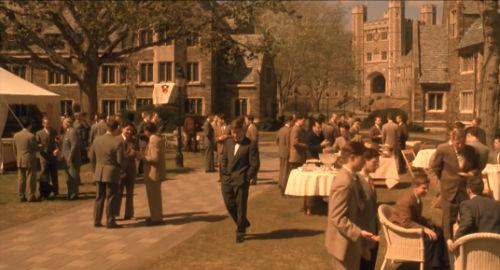 "John Nash in ""A Beautiful Mind"""