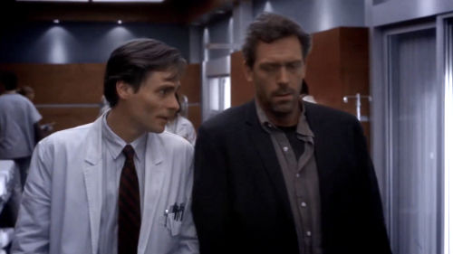 """Dr. Gregory House in """"Dr. House"""""""